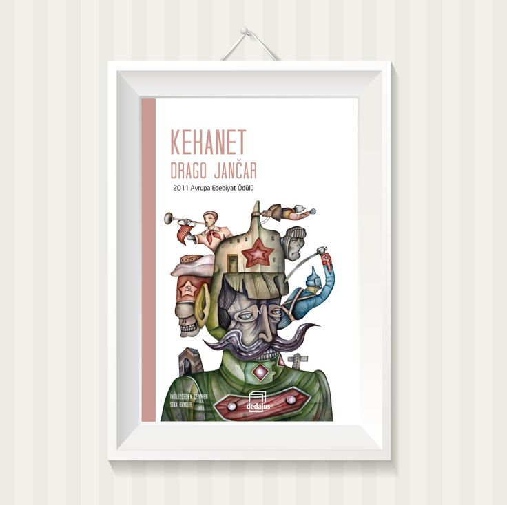 Dedalus Kitap - Kehanet / Fazla İddialı! Cover illustration by Eugene Ivanov #book #cover #bookcover #illustration #eugeneivanov  #@eugene_1_ivanov