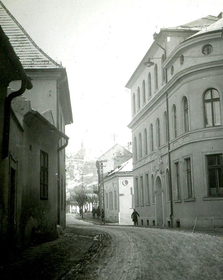 Víziváros, Zárda bejárat 40'es évek