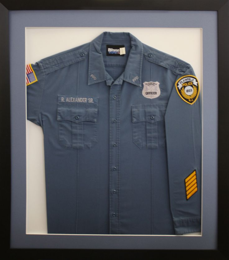 16 best law enforcement framing projects images on for Bureau uniform