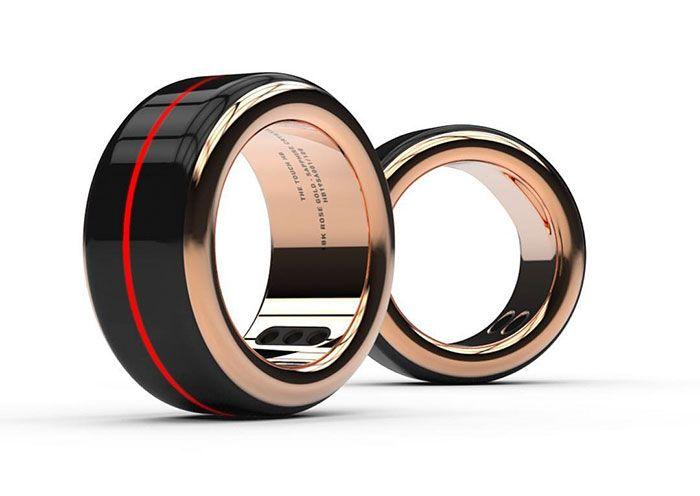 #anel #minimalista #gadget #batimentocardíaco #amor #compromisso