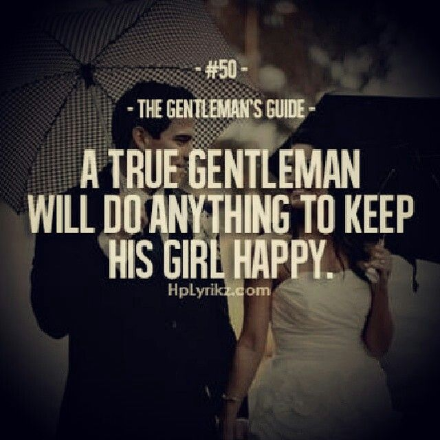 a real gentleman quotes - photo #25