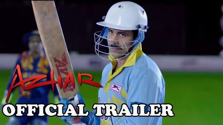 First trailer of #AZHAR is right here for you. Watch and enjoy it!! World Square Mall - WSM #FunCinemas