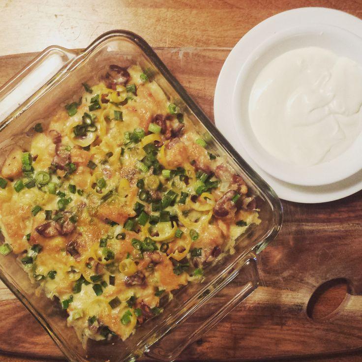 Les nachos, c'était une de mes recettes clés avant le début de cette aventure sans sucre. Des croustilles de maïs, de la salsa, quelques garnitures, du fromage et direct au four. Pas compliqué. Dél...
