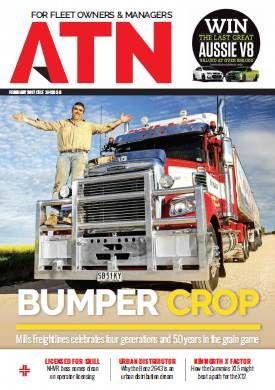 Australasian Transport News (ATN) - February 2017
