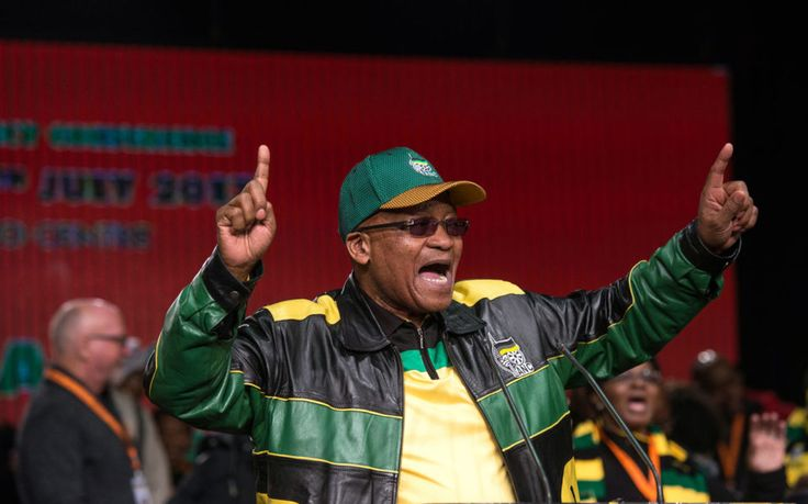 Welcome to Gabriel Atanbiyi Blog: South Africa police asked to probe Zuma allies' we...