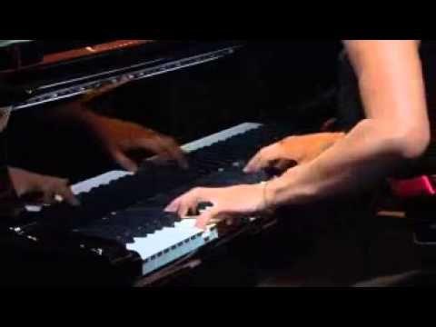 Yuja Wang,Joshua Bell Beethoven kreutzer 2nd movement.