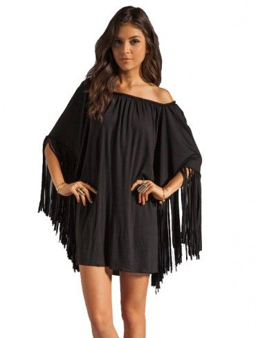 Indah Adara Dress | 40% off for a limited time at LoveSurf.com #fashion #indah #fringe