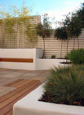 13 best front fence colours images on pinterest for Rendered garden wall designs
