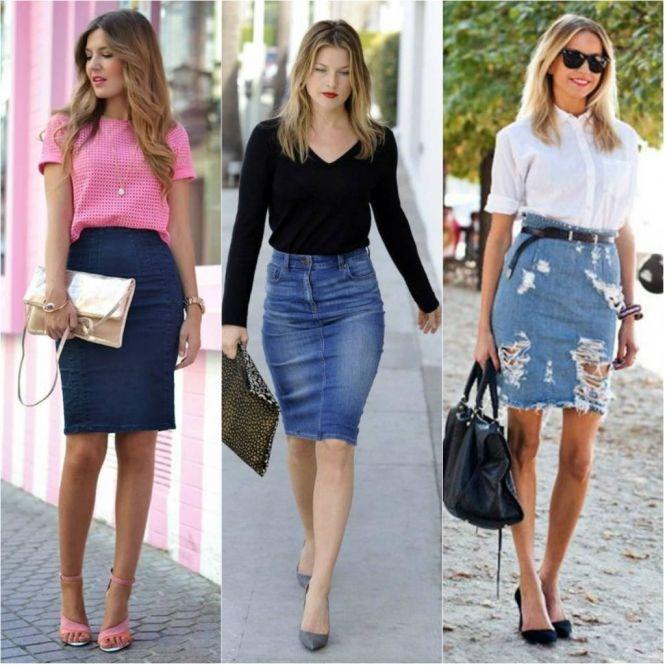Saias de verão – 5 Dicas de looks modernos moda 2017