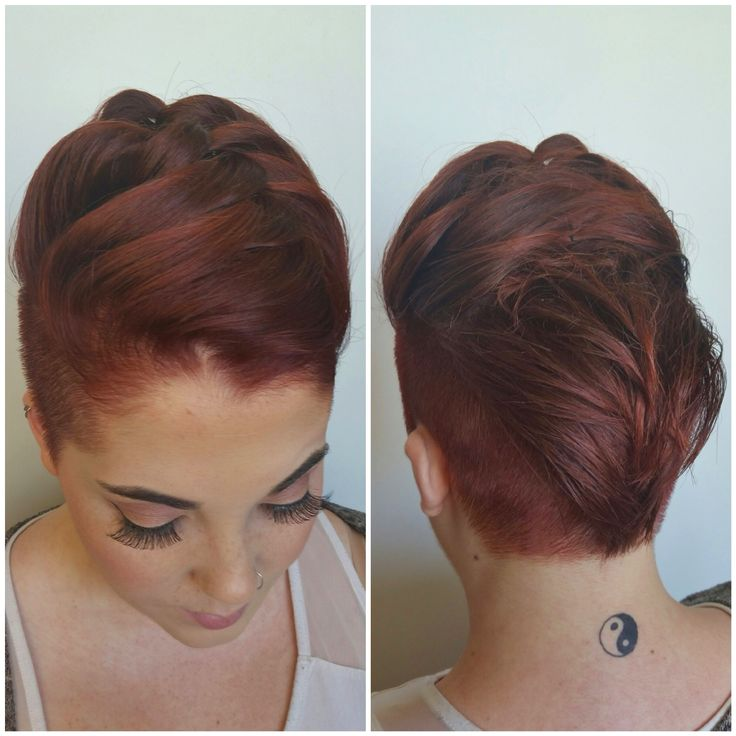 Cut, Color, and Updo by Kaitlyn Meyer at Eric Fisher Salon Wichita,KS