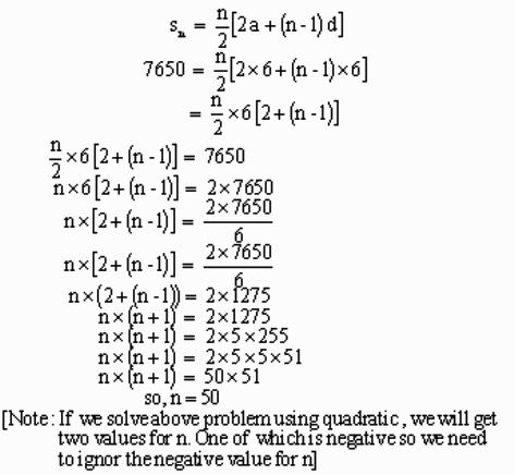 The 25+ best Arithmetic progression ideas on Pinterest Sin cos - geometric sequence example