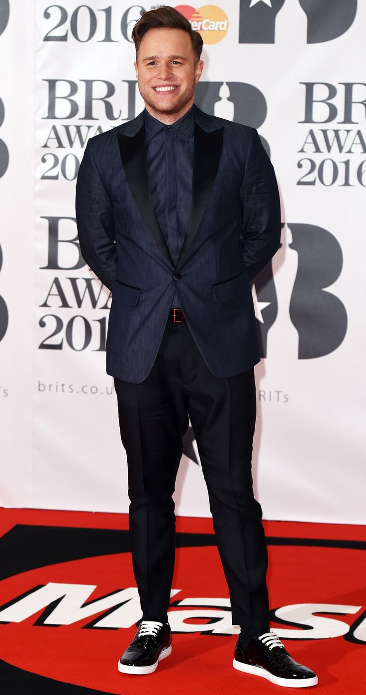 Erm. Have you seen who Olly Murs is having a *major* flirt with at the BRITs 2016?!