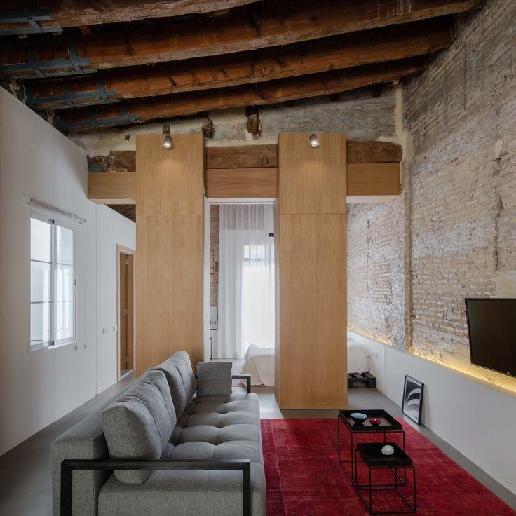 Appartement contemporain à valence en espagne par roberto di donato architecture