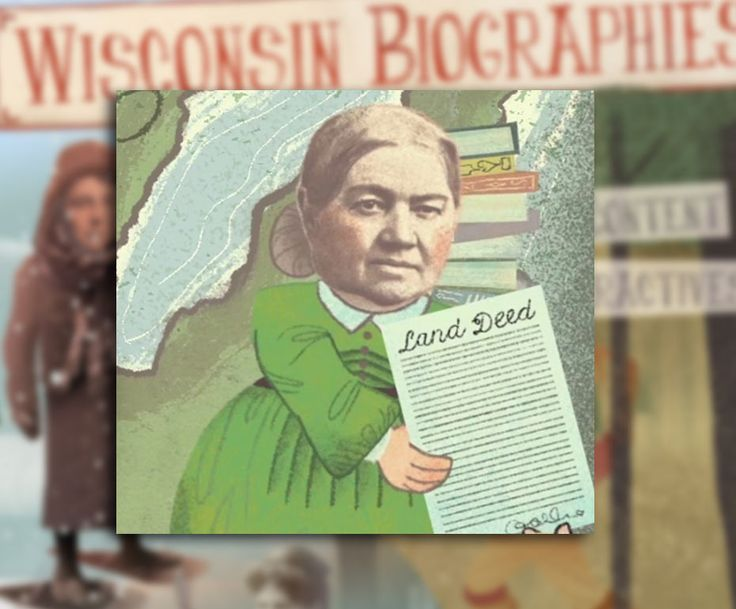Elizabeth Baird was a strong woman with fierce determination living on the Wisconsin frontier. Born a native French speaker, Baird taught herself English and worked as an interpreter in her husband's law firm, all while operating her family's farm and recording her memoirs. Her rich descriptions about the fur trade, 1800s Green Bay, and the Peshtigo Fire provide a window into life in early Wisconsin.