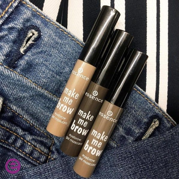 """""""For me it's on the same level as the Benefit Gimme Brow. It makes my brow hairs stay in place all day and is available in three colors!"""" —daphneskEssence Make Me Brow: $2.99 at Target (available in three colors).Benefit Gimme Brow: $24 at Sephora (available in three colors).You save: $21.01."""