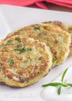 Chiftele de dovlecei-un aperitiv simplu, gustos si sanatos, cu aroma de marar proaspat,ce poate fi consumat cu diverse sosuri reci