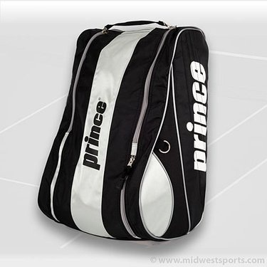 Prince Racquet Pack Backpack Tennis Bag - 6P679-015, Prince Tennis - Midwest Spo