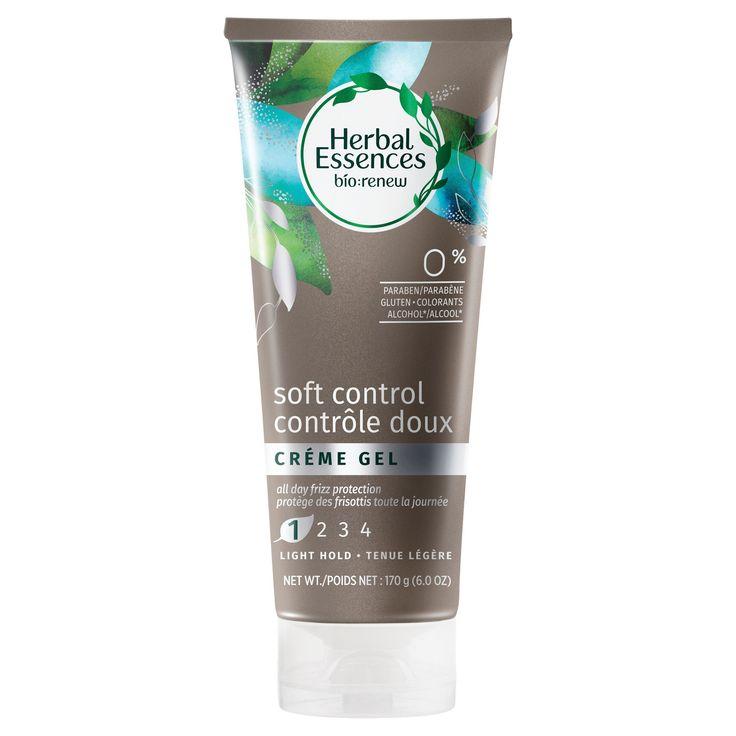 Herbal Essences Bio Renew Soft Control Light Hold Creme Gel - 6oz