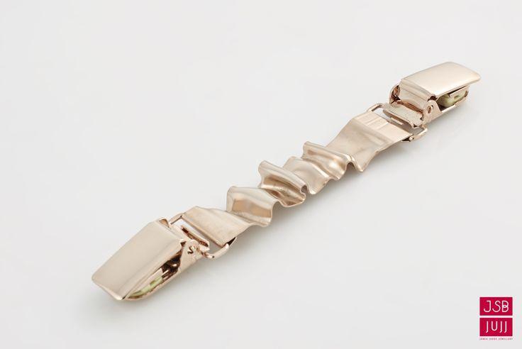 Crinkled Clip Buckle, jesuisbelle jujj jewellery