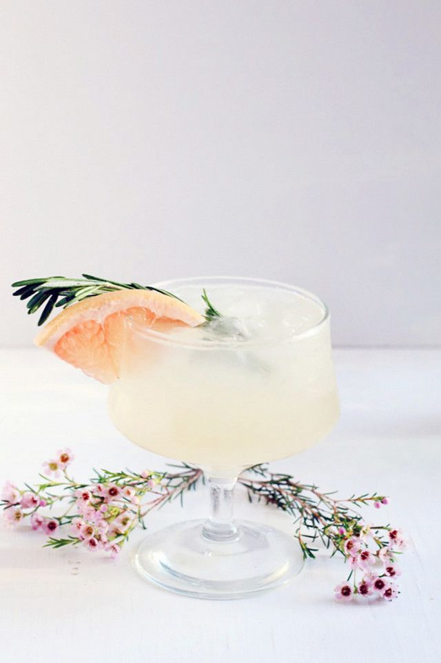 Level of Difficulty:Medium. Hero Ingredient: Rosemary. Create rosemary simple syrupby infusing the herb with hot water and dissolved sugar. Then, combine the syrup with grapefruit juice and...