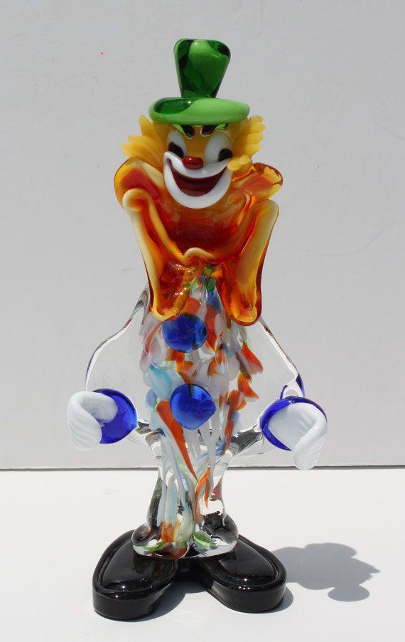 30 besten murano clowns bilder auf pinterest figuren - Murano bilder ...