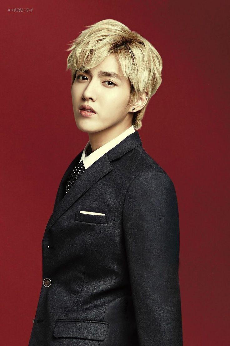 Wallpaper Kris Wu Exo Novocom Top