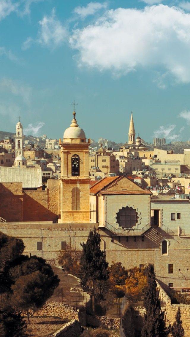 Bethlehem, Jerusalem, ISRAEL