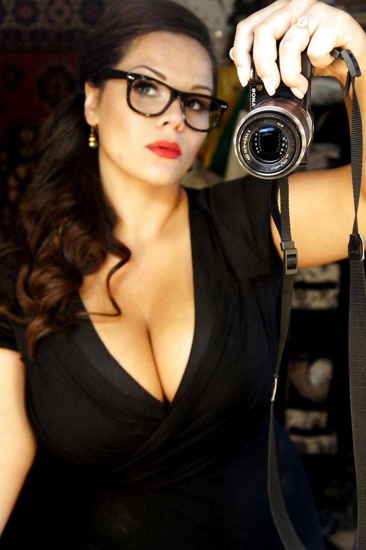 curvy glasses