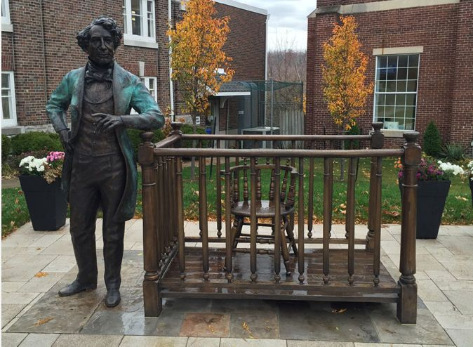 John A. Macdonald - The Young Lawyer in Picton 1833-1835