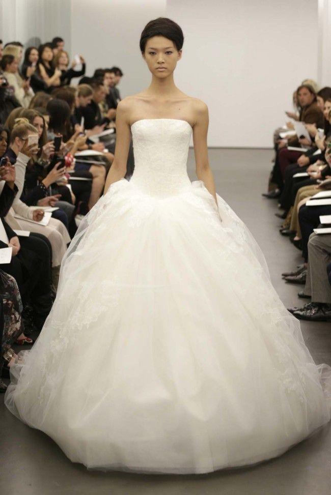 Perfect  Vera Wang Bridal A W