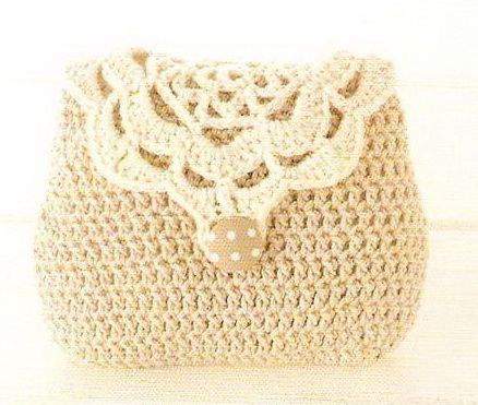 Sweet Bag free crochet pattern
