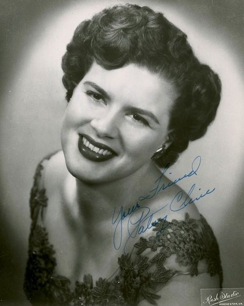 Patsy Cline (singer) - Died March 5, 1963. Born September 8, 1932. I remember going downtown to see a play about her - she was so talented!