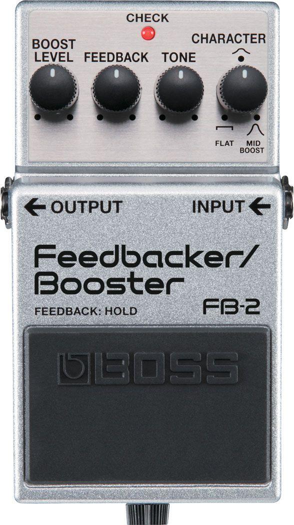 FB-2: Feedbacker/Booster | Roland UK