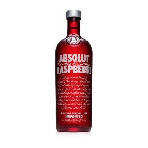 Absolut Vodka Raspberri #Absolut #AbsolutVodka