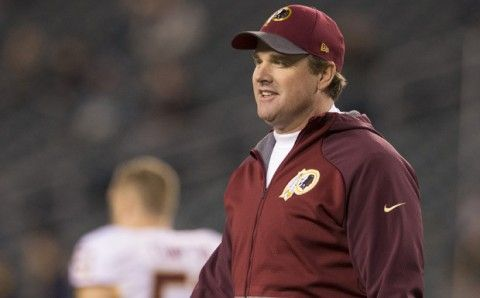 WORRIED ABOUT THE REDSKINS SCHEDULE? YOU SHOULD BE