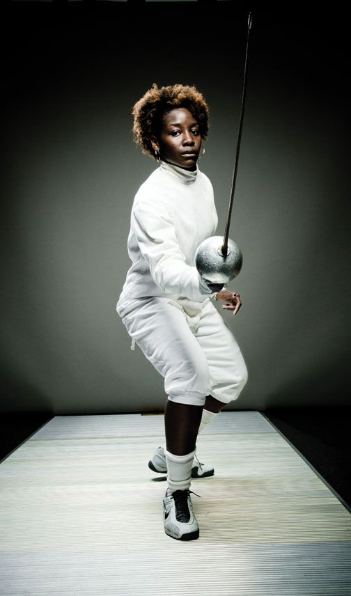 Maya Lawrence Princeton'02 London Olympian 2012  In 2005, Maya Lawrence '02 moved to Paris to teach English and practice fencing with a renowned French coach — a bold decision that helped her climb in the international rankings during the buildup to the 2008 Olympics.