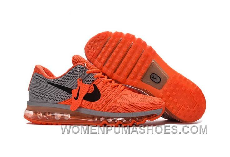 http://www.womenpumashoes.com/authentic-nike-air-max-2017-orange-grey-best-fay83.html AUTHENTIC NIKE AIR MAX 2017 ORANGE GREY BEST FAY83 Only $69.41 , Free Shipping!