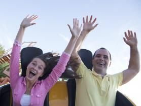 Six Flags St Louis amusement park and water park for one price.  Get the two day ticket.  It's worth it.