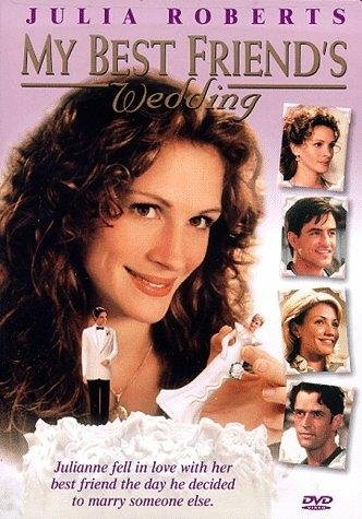 is a 1997 romantic comedy film directed by P.J. Hogan, starring Julia Roberts, Cameron Diaz, Dermot Mulroney, Rupert Everett, and Philip Bosco.