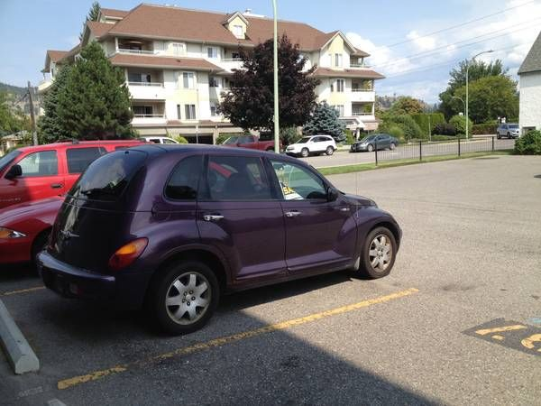 2005 PT Cruiser for sale in Kelowna, British Columbia - cacarlist.com  http://cacarlist.com/others/2005-pt-cruiser_10909-10822.html