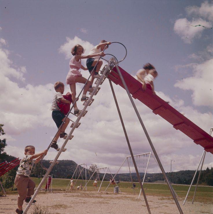 Mejores 388 imágenes de playgrounds - past and present en Pinterest ...