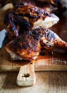 Piri Piri Chicken and Potatoes by feastingathome #Chicken #Potatoes #Portugese