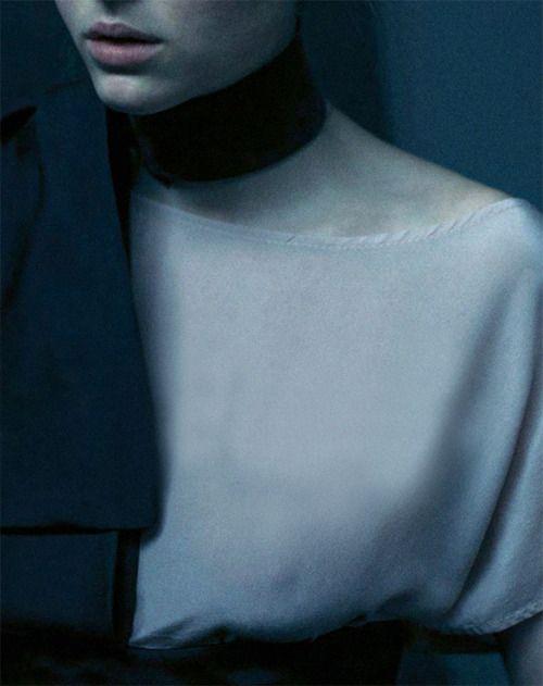 """""""Neo-Borghese"""". Anais Garnier by Toni Thorimbert for Io Donna May 2013"""