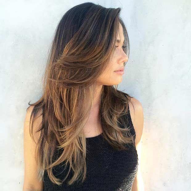 Jennifer aniston long hairstyles