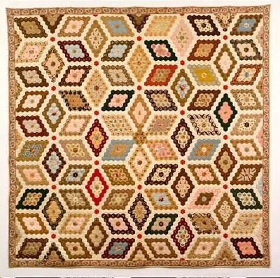The Great Hexagon Quilt - Along: Inspiration