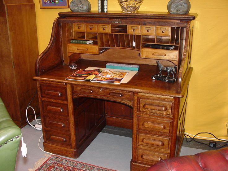 Bureau anglais en acajou bureaux meubles d angleterre innobus eu