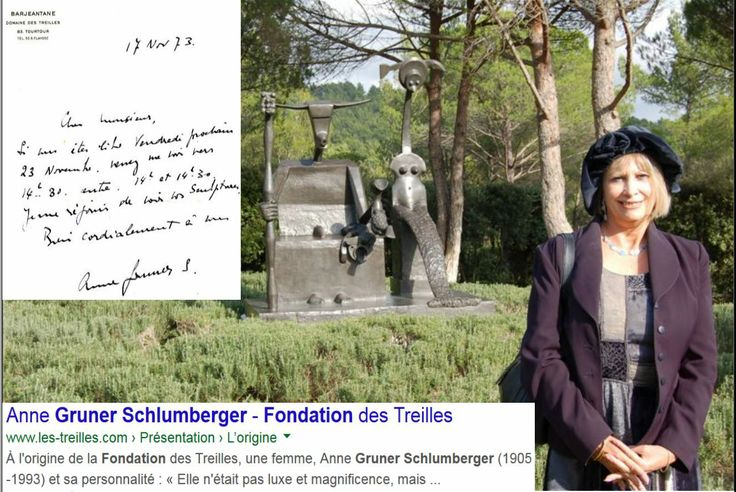#MaxErnst Peintre et sculpteur . En 1920, il fonde avec #JeanArp (hans) le groupe #Dada de Cologne, en Allemagne. Anne Gruner Schlumberger - http://www.les-treilles.com/wp-content/uploads/2013/06/QueSontLesTreilles.gif  Fondation des Treilles    http://www.google.fr/url?sa=t&rct=j&q=&esrc=s&source=web&cd=1&cad=rja&uact=8&ved=0CC8QFjAA&url=http%3A%2F%2Fwww.les-treilles.com%2F&ei=sJt9U5rPPO6z0QXM2oH4CA&usg=AFQjCNE4-yAfS6vXOHSi33I_XMlmN3xhcA&sig2=txqcDdEiG6AQO2tNwd1nuw&bvm=bv.67229260,d.ZGU