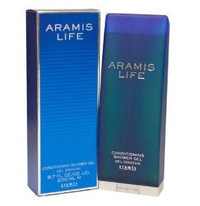 Aramis Life Conditoning Shower Gel 6.7 Oz By Aramis 200 Ml by Aramis. $39.00. Aramis Life 6.7 oz / 200 ml Conditioning Shower Gel. Aramis Life  Aramis  Aramis Life Shower Gel Aramis Life 6.7 oz / 200 ml Conditioning Shower Gel A classic fragrance with aromatic woods, exotic spices, herbs and leather accent. A lighter concentration of fragrance that cools and refreshes the skin any time of the day.  Contains allantoin to soothe and protect just-shaved skin.  Can be use...