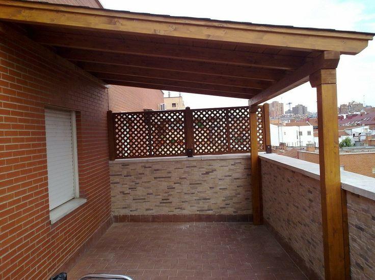 65 best images about terrazas on pinterest patio - Decoracion de porches ...