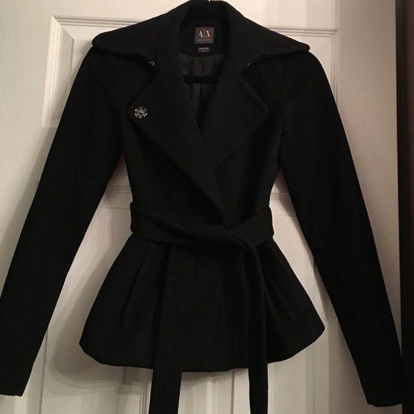 Armani exchange coat/jacket Great condition.sz Xs Armani Exchange Jackets & Coats